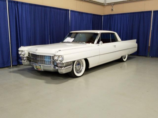 1963 Cadillac Coupe DeVille | 913293