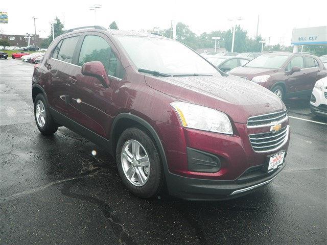 2016 Chevrolet Trax | 910033