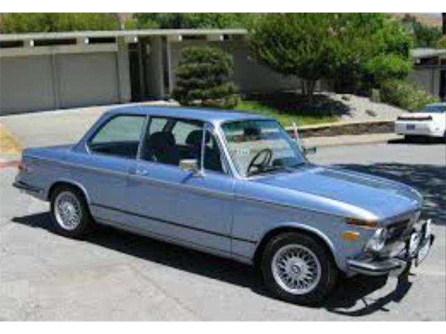 1973 BMW 2002 tii ROUNDIE | 913305