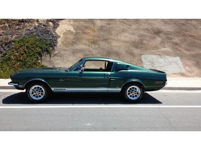1968 Shelby GT500KR | 913306