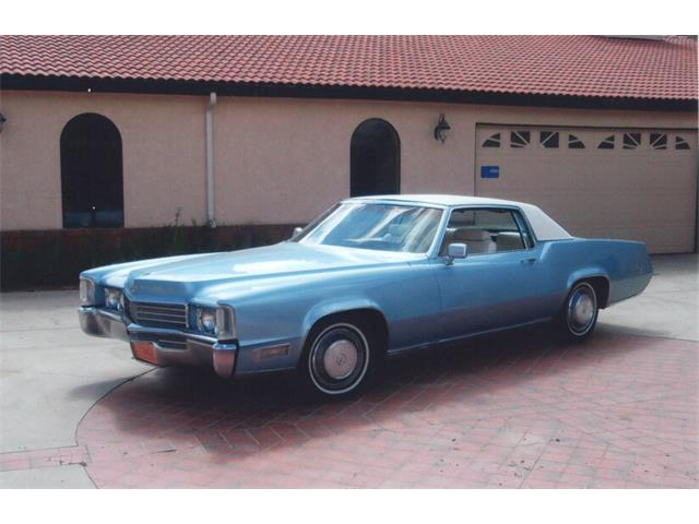 1970 Cadillac Eldorado | 913309