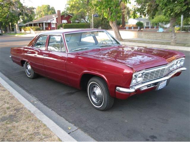 1966 Chevrolet Impala | 913310