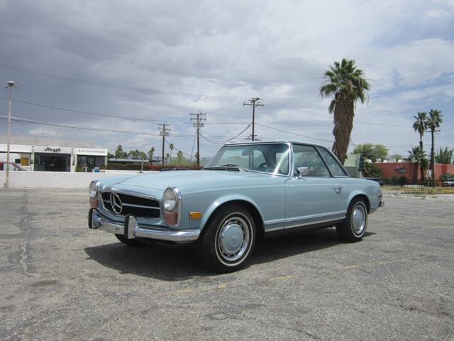 1970 Mercedes-Benz 280SL | 913315