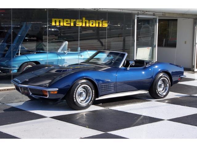 1972 Chevrolet Corvette | 910332