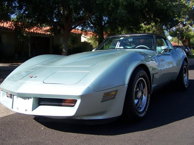1982 Chevrolet Corvette | 913328