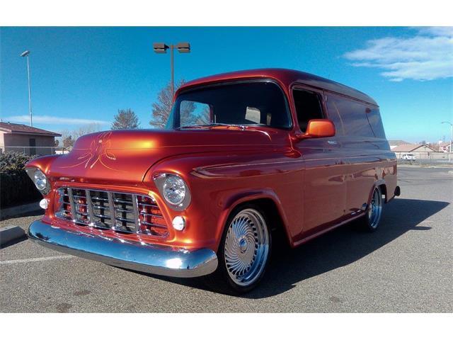 1956 Chevrolet Panel Truck | 913329