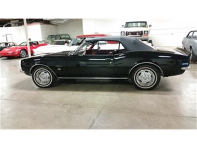 1967 Chevrolet Camaro | 913334