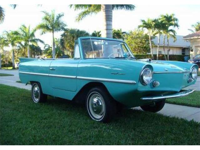 1964 AMPHICAR 770 CVTBLE | 913336