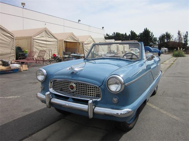 1960 Nash Metropolitan | 913338