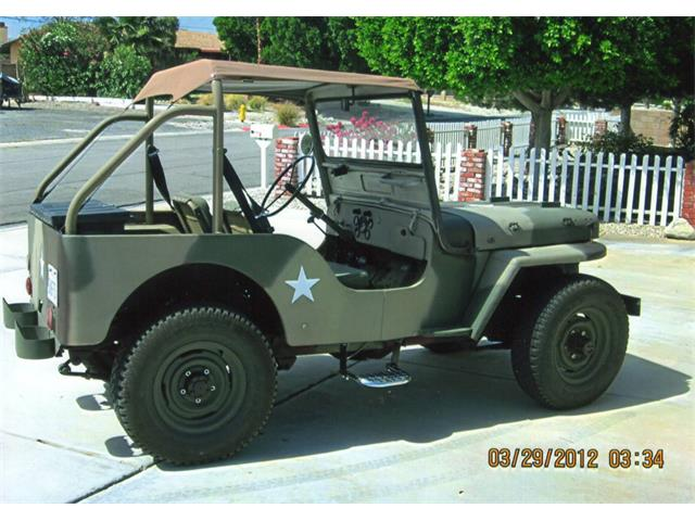 1943 Ford Military Jeep | 913339