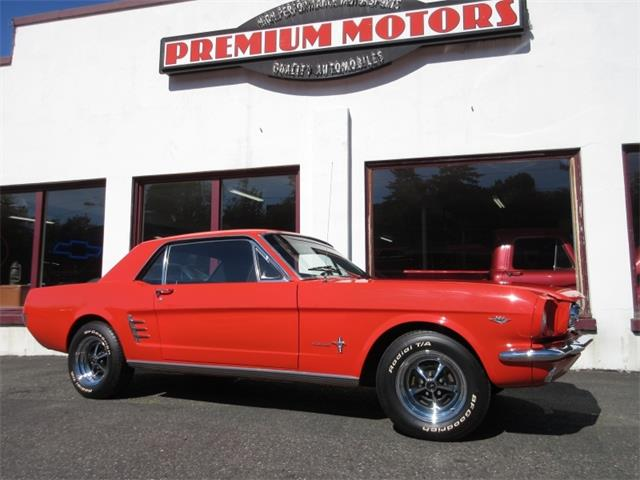 1966 Ford Mustang | 910334