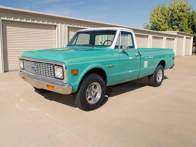 1972 Chevrolet C/K 20 | 913341