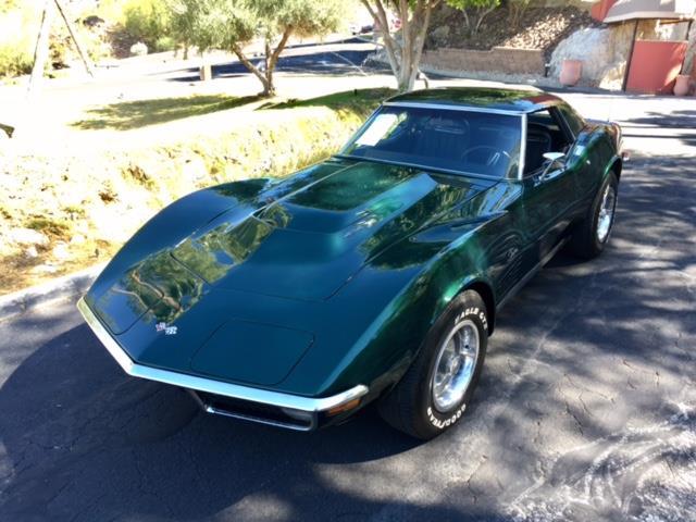 1971 Chevrolet Corvette | 913344