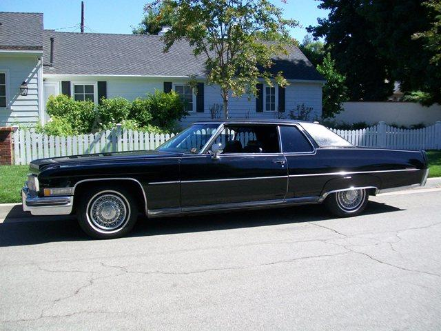 1973 Cadillac Coupe DeVille | 913345
