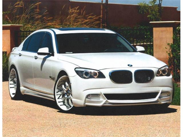 2009 BMW 750li | 913349