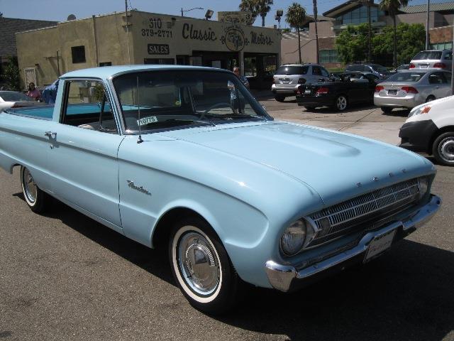 1961 Ford Ranchero | 913350