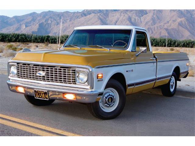 1972 Chevrolet C/K 10 | 913359
