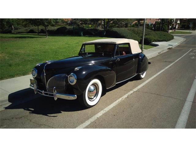 1941 Lincoln Continental | 913363