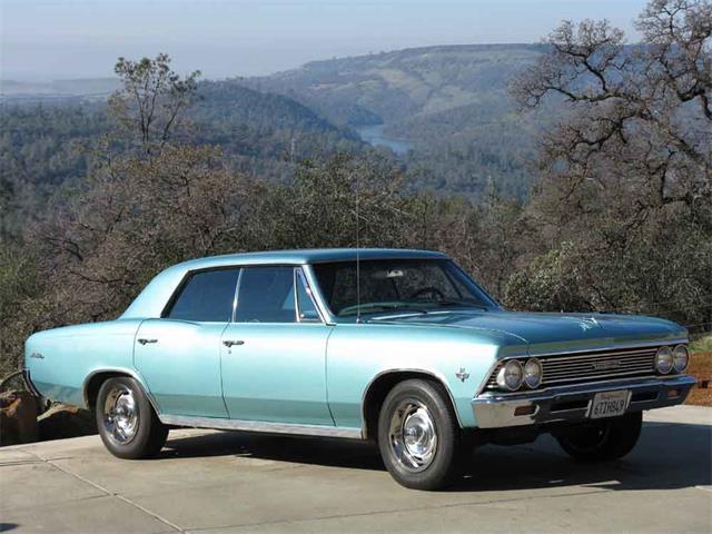 1966 Chevrolet Chevelle | 913375