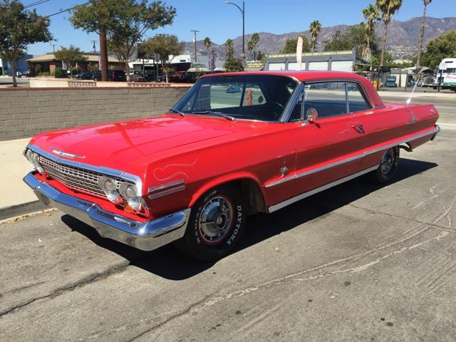 1963 Chevrolet Impala SS | 913377