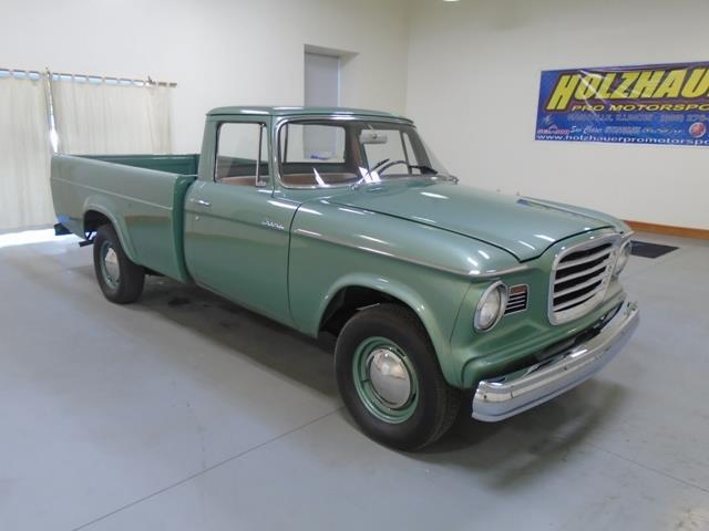 1963 Studebaker Pickup | 913382