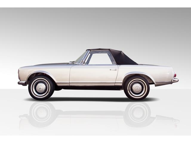 1966 MERCEDES BENZ 230 SL RDSTR | 913383