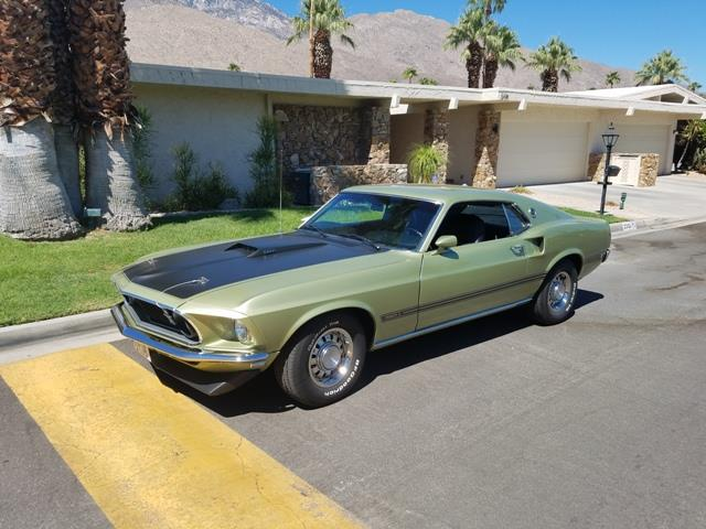 1969 Ford Mustang | 913389