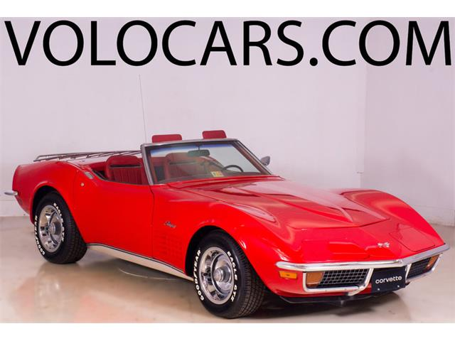 1972 Chevrolet Corvette | 910339