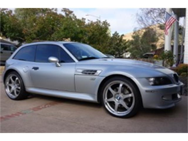 2000 BMW Z3 M COUPE DINAN SC | 913398