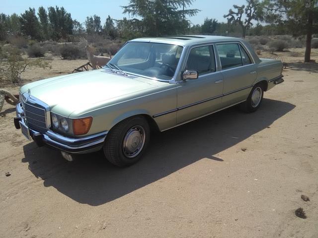 1973 Mercedes-Benz 500SEL | 913402