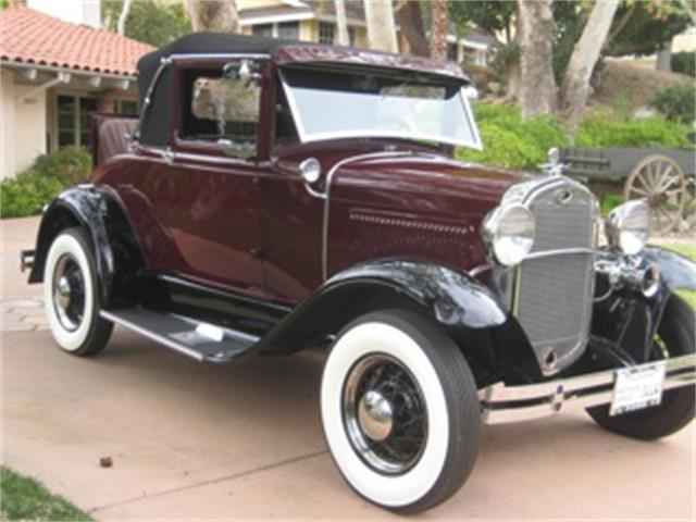 1931 Ford Model A | 913404