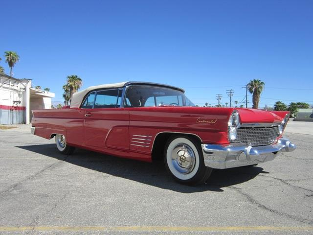 1960 Lincoln Continental | 913409