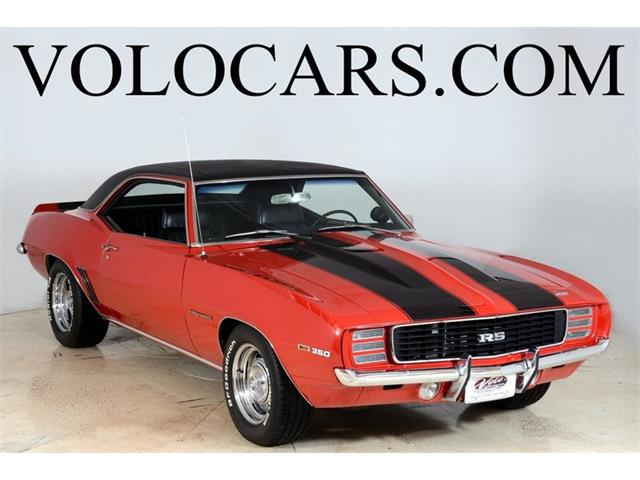1969 Chevrolet Camaro RS | 910341
