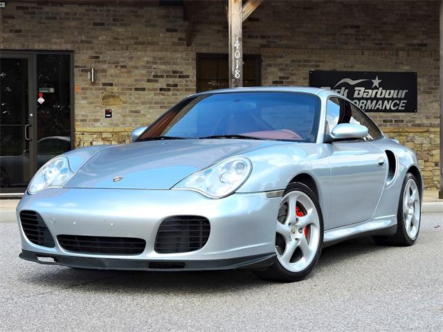 2002 Porsche 911 Carrera Turbo | 913413