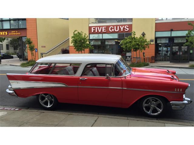 1957 Chevrolet Nomad | 913415