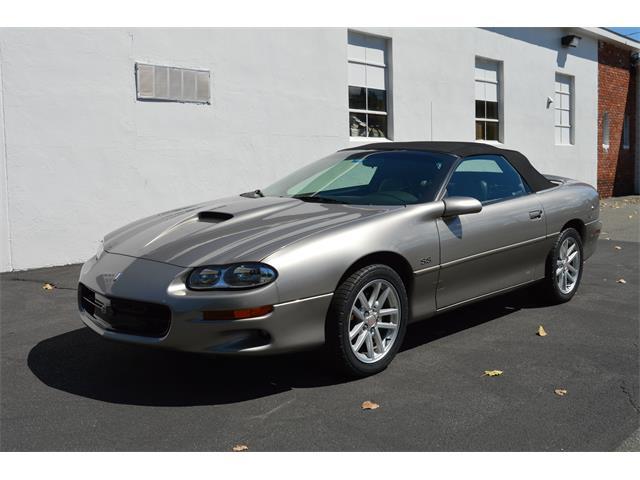 2002 Chevrolet Camaro SS | 913427