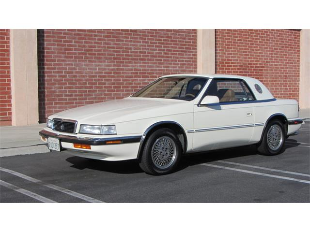 1991 Chrysler TC by Maserati | 913432