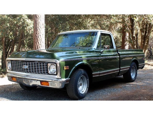 1972 Chevrolet C/K 10 | 913434