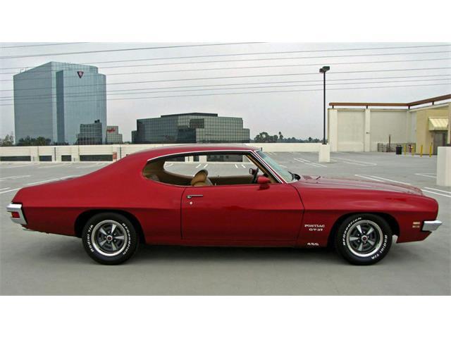 1971 Pontiac GT-37 | 913435