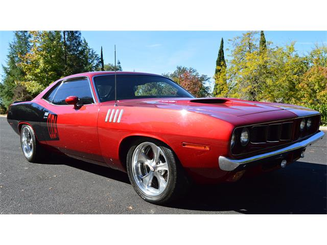 1971 Plymouth Barracuda | 913448