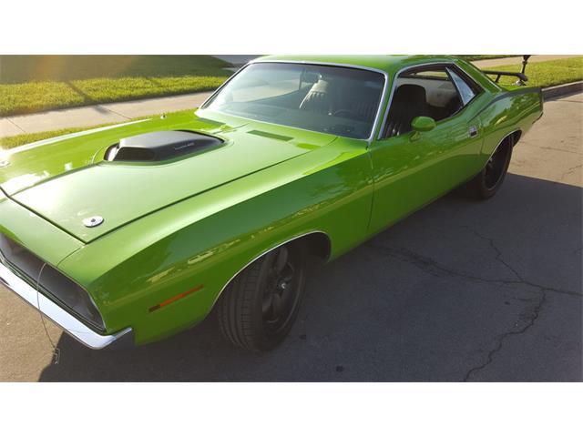 1973 Plymouth Cuda | 913449