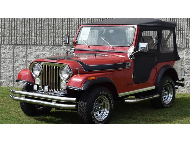 1982 Jeep CJ-5 Wrangler | 913452