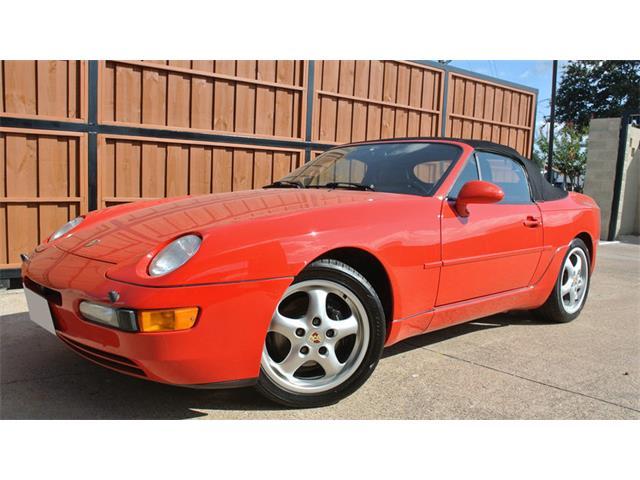 1994 Porsche 968 | 913456