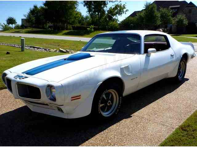1970 Pontiac Firebird Trans Am | 910346