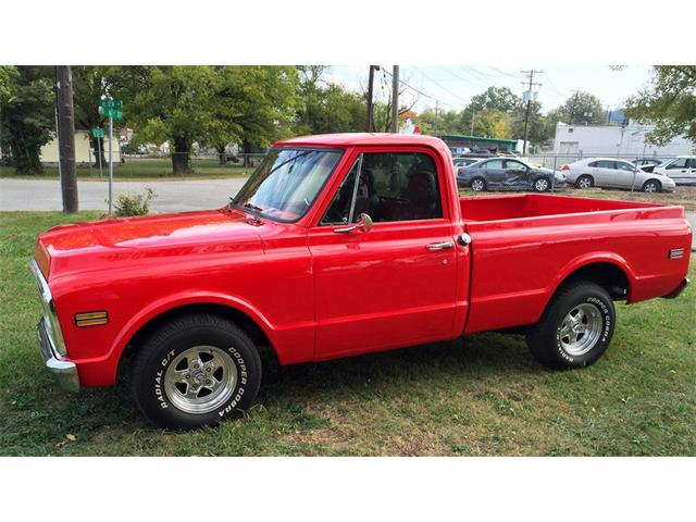 1969 Chevrolet C/K 10 | 913462