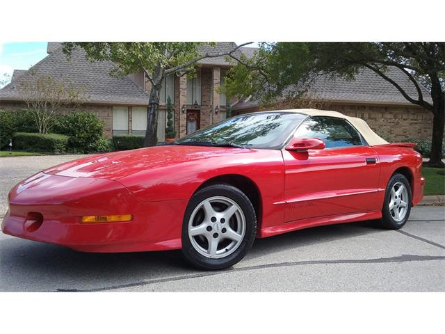 1995 Pontiac Firebird Trans Am | 913466