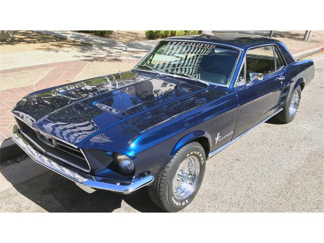 1967 Ford Mustang | 913467