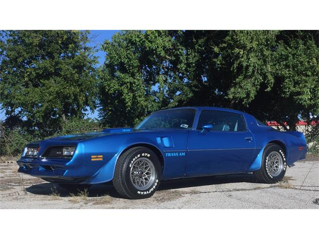 1978 Pontiac Firebird Trans Am | 913469
