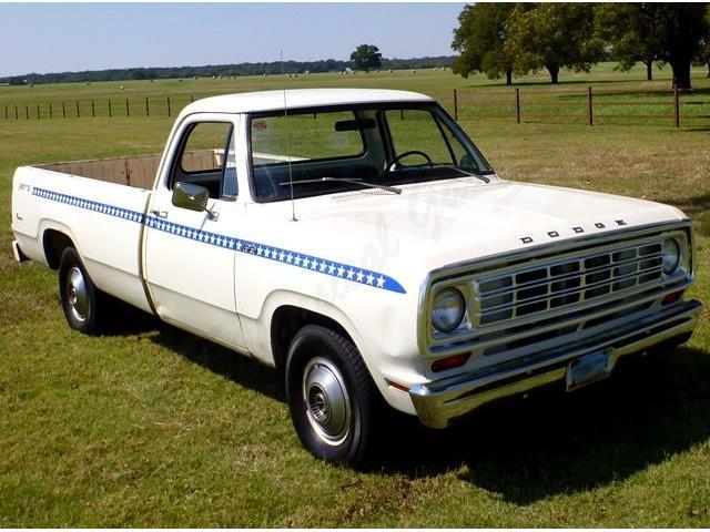 1975 Dodge D100 | 910348