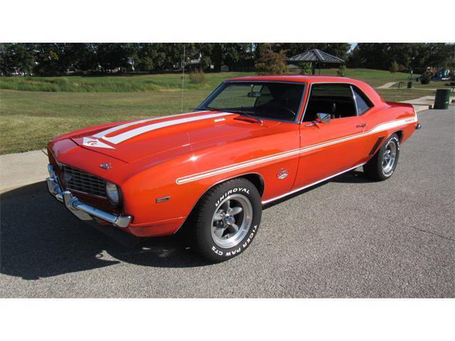 1969 Chevrolet Camaro | 913481